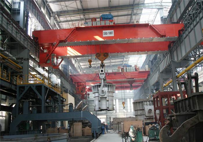 LHY冶金电动葫芦桥式起重机